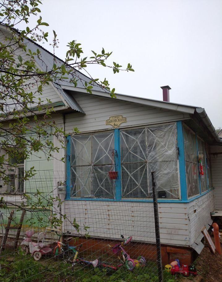 Продажа дома Хотьково, улица Быковского 6, цена 1800000 рублей, 2020 год объявление №439404 на megabaz.ru