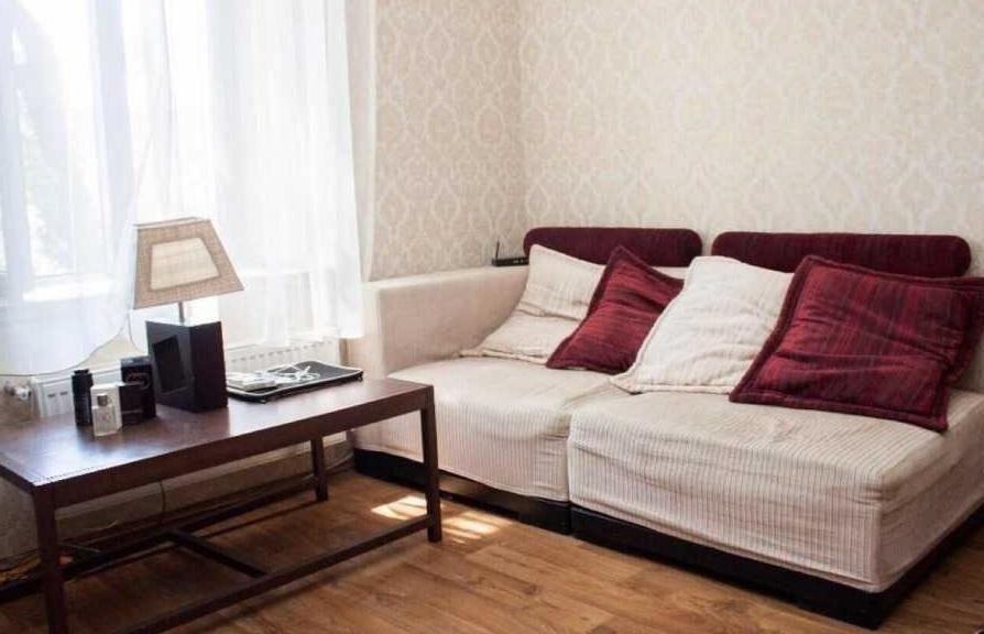 Аренда однокомнатной квартиры Лосино-Петровский, улица Гоголя 8, цена 13000 рублей, 2020 год объявление №1115095 на megabaz.ru
