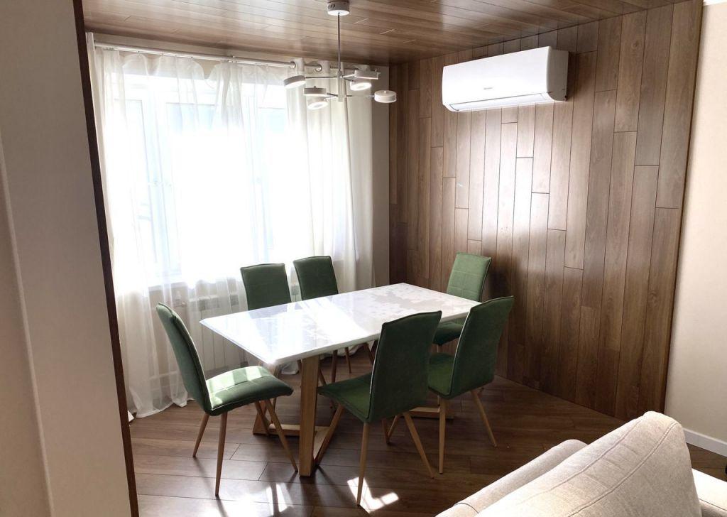 Продажа трёхкомнатной квартиры Москва, метро Римская, Новорогожская улица 28, цена 26500000 рублей, 2021 год объявление №515872 на megabaz.ru