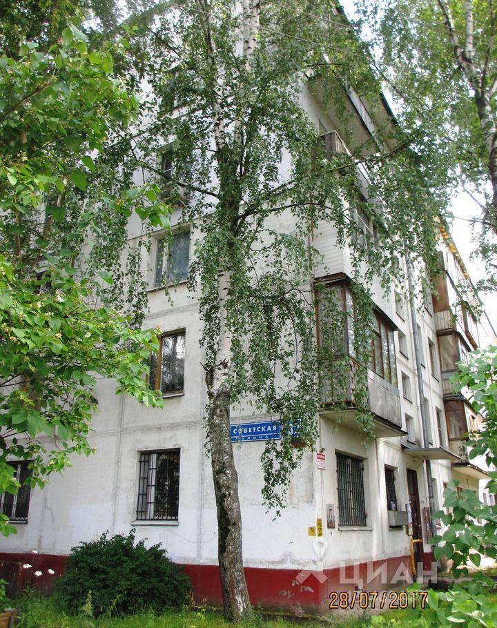 Аренда двухкомнатной квартиры село Булатниково, Советская улица 31, цена 26000 рублей, 2021 год объявление №1038118 на megabaz.ru