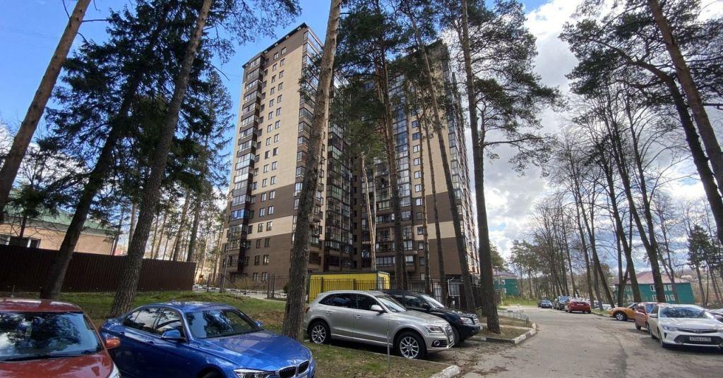 Продажа трёхкомнатной квартиры поселок Горки-10, цена 7700000 рублей, 2021 год объявление №362440 на megabaz.ru