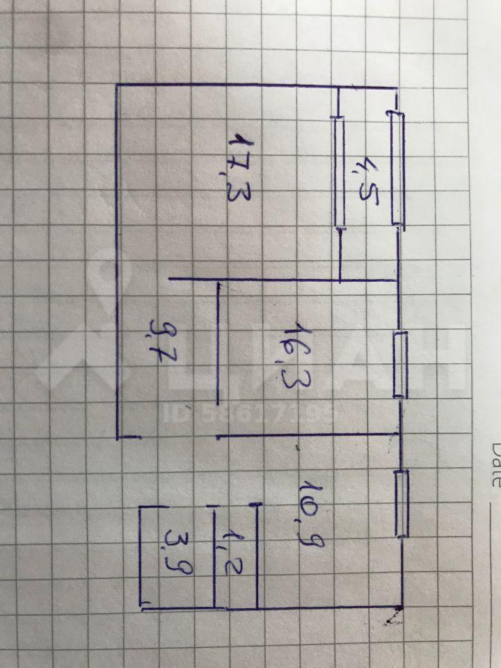 Продажа двухкомнатной квартиры поселок Развилка, метро Домодедовская, цена 10700000 рублей, 2021 год объявление №503518 на megabaz.ru