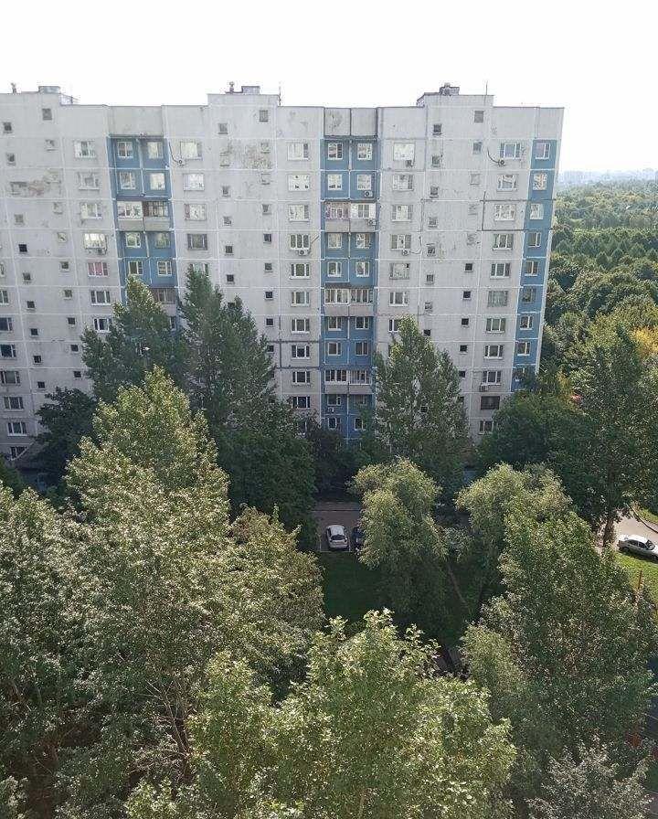 Продажа двухкомнатной квартиры Москва, метро Каширская, Коломенский проезд 8к3, цена 6240000 рублей, 2021 год объявление №507173 на megabaz.ru