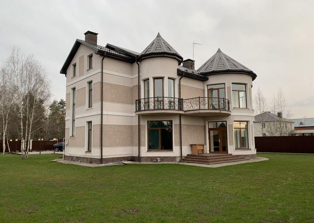 Продажа дома деревня Вялки, Южная улица 14, цена 35000000 рублей, 2020 год объявление №443468 на megabaz.ru