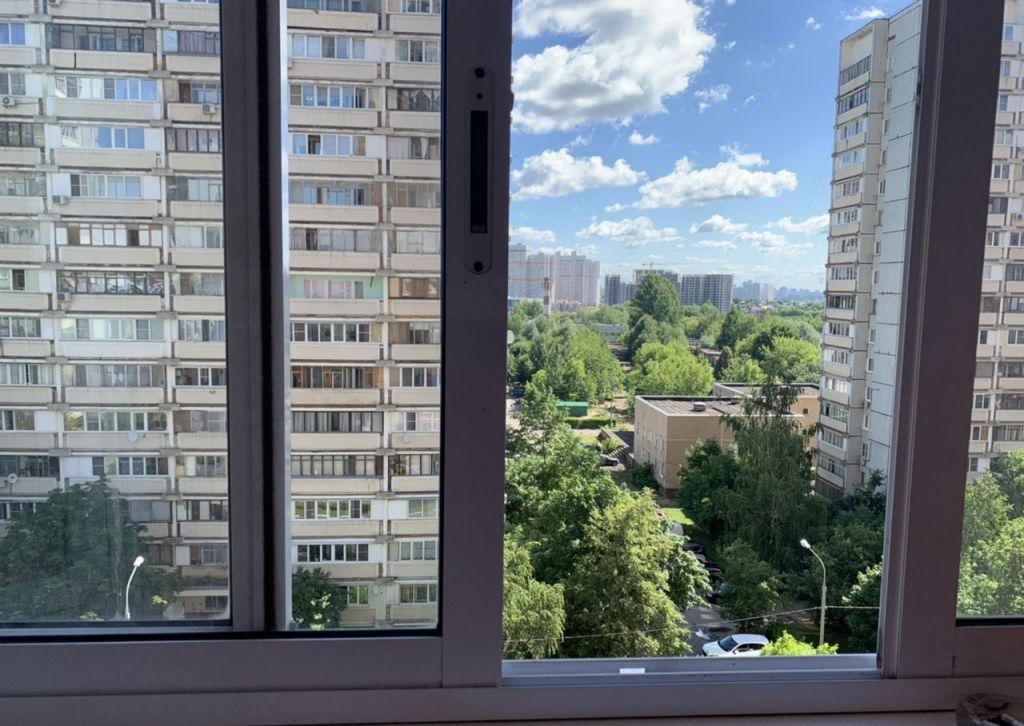 Продажа однокомнатной квартиры рабочий поселок Новоивановское, улица Агрохимиков 19, цена 7650000 рублей, 2021 год объявление №440759 на megabaz.ru