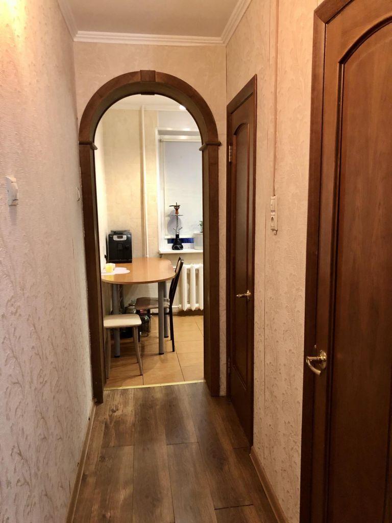 Продажа однокомнатной квартиры Фрязино, Полевая улица 27Б, цена 2550000 рублей, 2020 год объявление №440382 на megabaz.ru