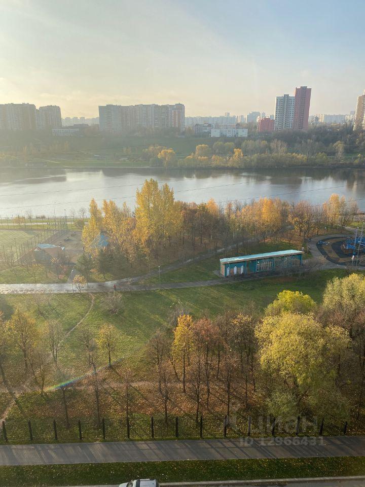 Аренда однокомнатной квартиры Москва, метро Марьино, Батайский проезд 19, цена 30000 рублей, 2021 год объявление №1387023 на megabaz.ru