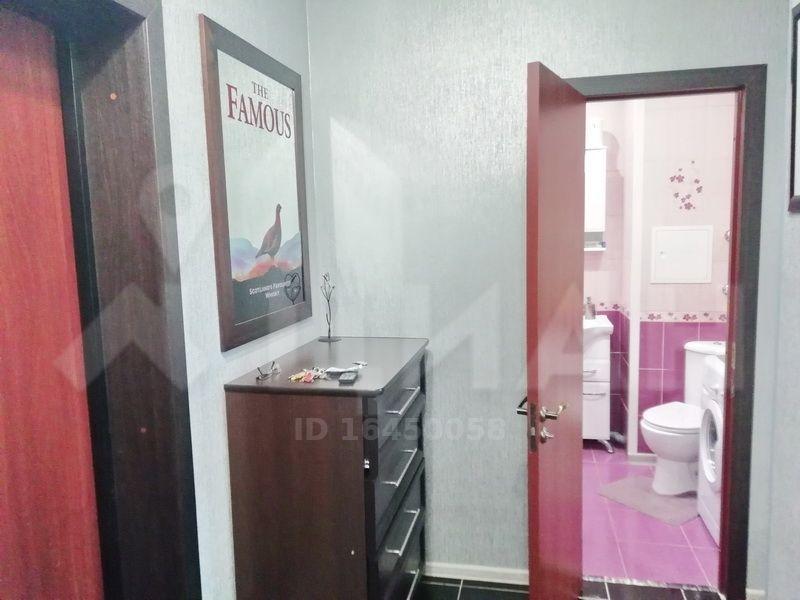 Аренда однокомнатной квартиры поселок Аничково, цена 17000 рублей, 2021 год объявление №1092033 на megabaz.ru