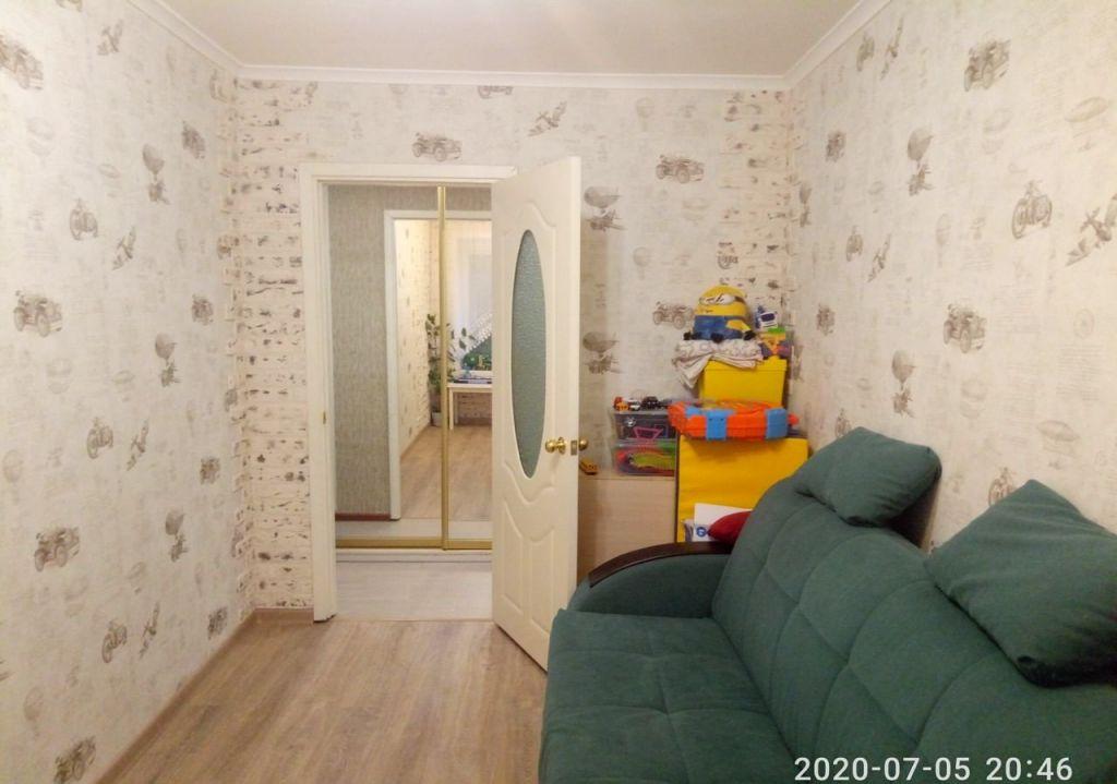 Продажа двухкомнатной квартиры Электроугли, Школьная улица 45А, цена 3300000 рублей, 2020 год объявление №446634 на megabaz.ru