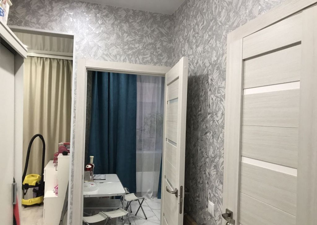 Продажа однокомнатной квартиры деревня Бородино, Варшавское шоссе 73к2, цена 2800000 рублей, 2021 год объявление №445007 на megabaz.ru