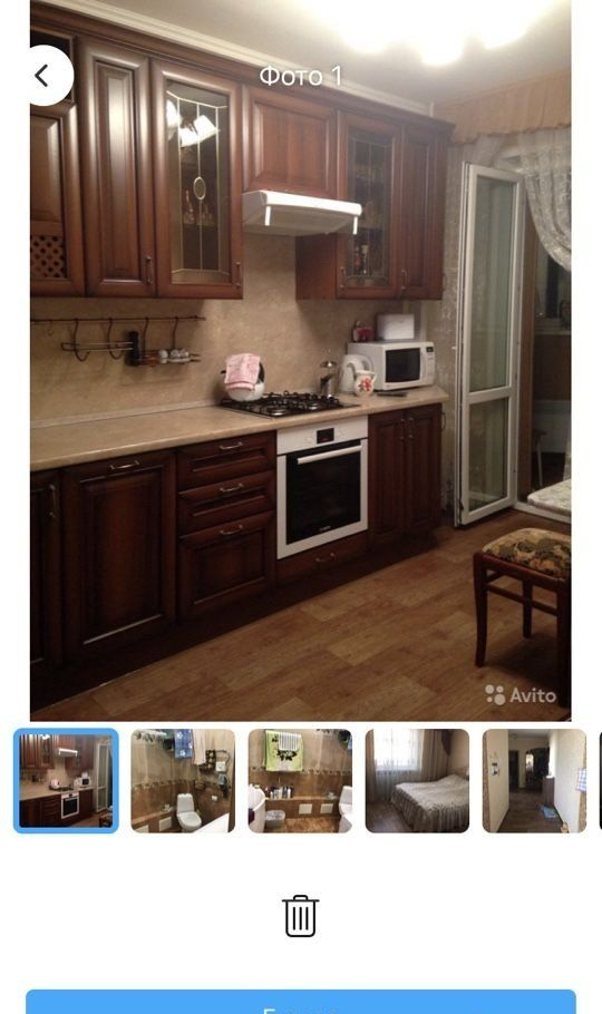 Продажа двухкомнатной квартиры Коломна, проспект Кирова 76, цена 4700000 рублей, 2020 год объявление №439252 на megabaz.ru