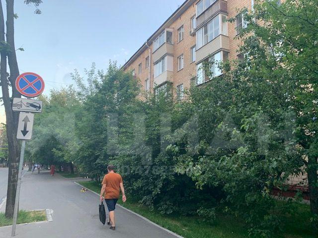 Продажа двухкомнатной квартиры Москва, метро Измайловская, 3-я Парковая улица 7/17, цена 8790000 рублей, 2020 год объявление №439183 на megabaz.ru