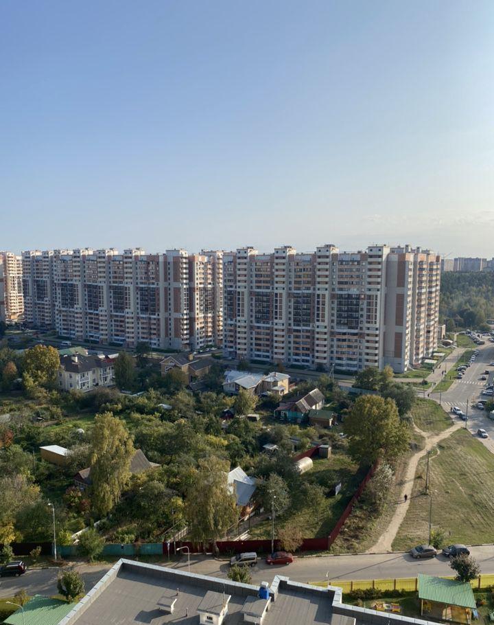 Продажа однокомнатной квартиры Балашиха, Граничная улица 38, цена 4280000 рублей, 2020 год объявление №508749 на megabaz.ru