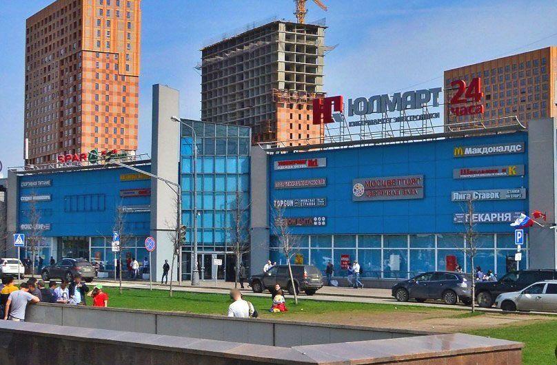 Продажа студии Москва, метро Аннино, Варшавское шоссе 143к1, цена 2700000 рублей, 2020 год объявление №440708 на megabaz.ru