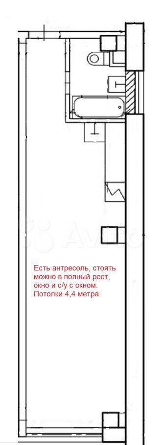 Продажа студии Москва, метро Беговая, Хорошёвское шоссе 38с5, цена 10241000 рублей, 2021 год объявление №616954 на megabaz.ru