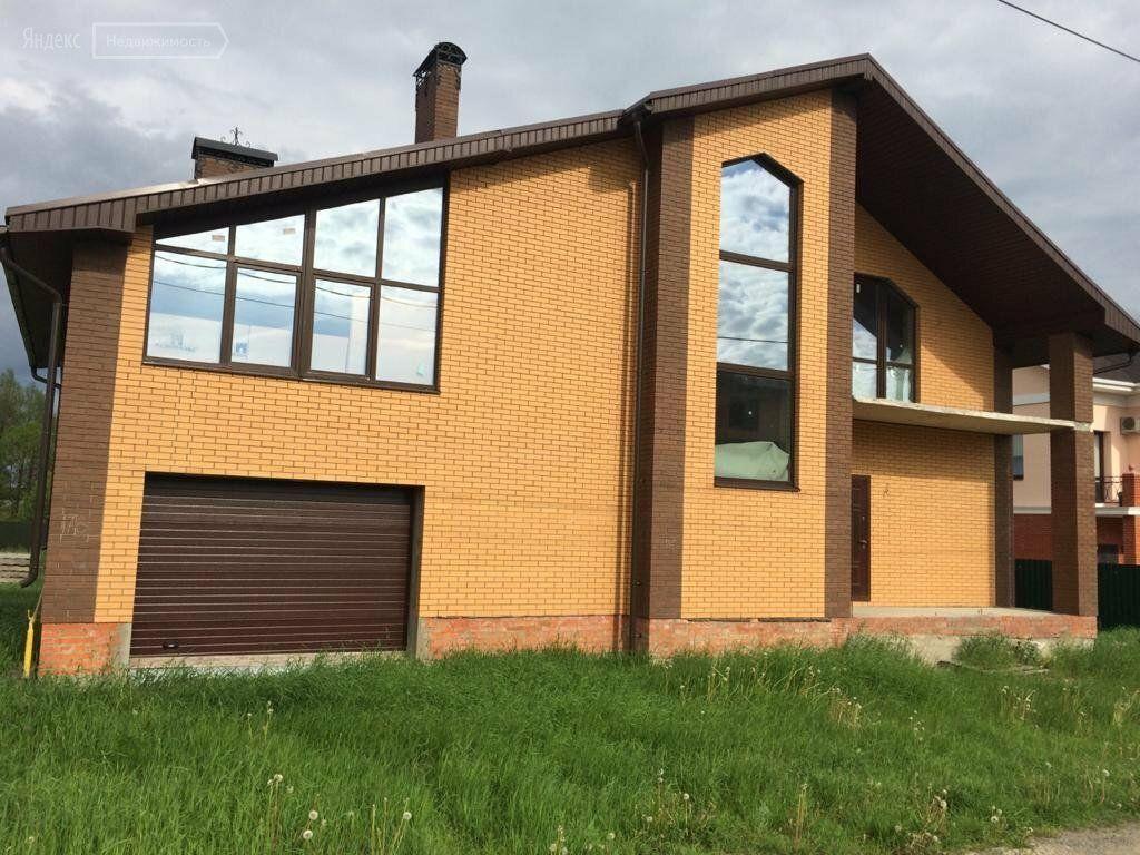 Продажа дома село Воскресенское, цена 9999000 рублей, 2021 год объявление №595935 на megabaz.ru