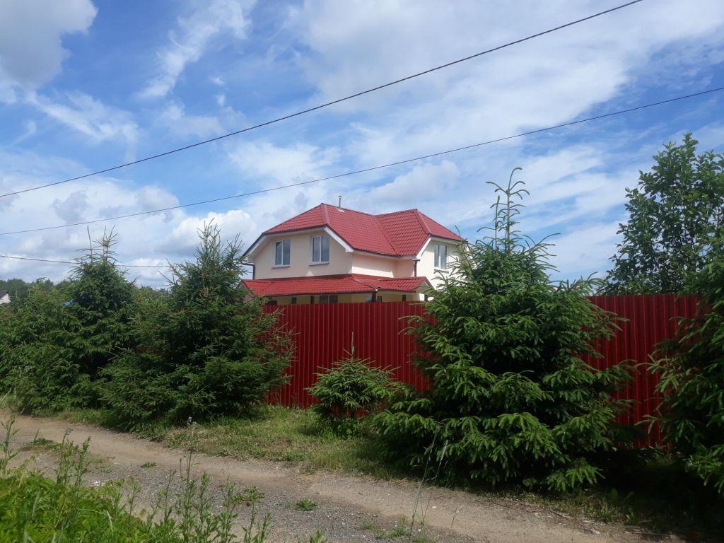 Продажа дома деревня Пешки, цена 6000000 рублей, 2020 год объявление №444565 на megabaz.ru