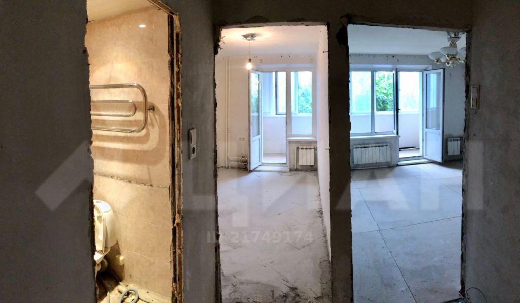 Продажа однокомнатной квартиры Москва, метро Щелковская, Камчатская улица 3, цена 6450000 рублей, 2020 год объявление №506645 на megabaz.ru