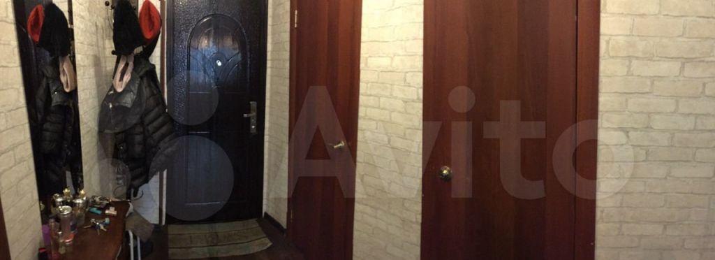 Продажа однокомнатной квартиры Ногинск, Комсомольская улица 76, цена 3400000 рублей, 2021 год объявление №598548 на megabaz.ru