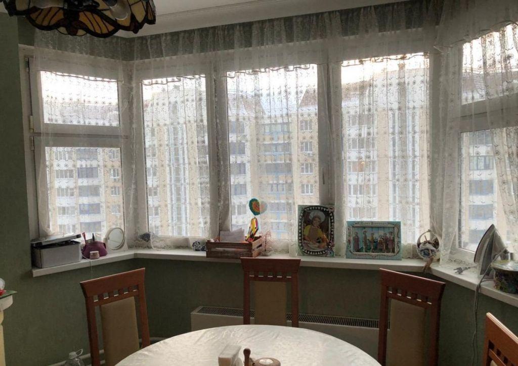 Продажа трёхкомнатной квартиры село Немчиновка, улица Связистов 9, цена 9850000 рублей, 2021 год объявление №392221 на megabaz.ru