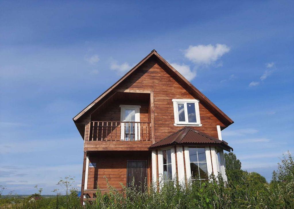 Продажа дома деревня Рогачёво, цена 1350000 рублей, 2020 год объявление №465916 на megabaz.ru