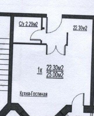Продажа студии деревня Новая Купавна, цена 1950000 рублей, 2020 год объявление №440700 на megabaz.ru