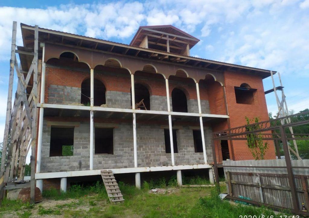 Продажа дома поселок городского типа Большие Дворы, цена 2990000 рублей, 2021 год объявление №407203 на megabaz.ru