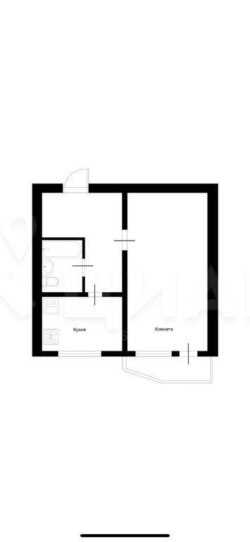Продажа однокомнатной квартиры Москва, метро Фили, Филёвский бульвар 35, цена 10300000 рублей, 2021 год объявление №556302 на megabaz.ru