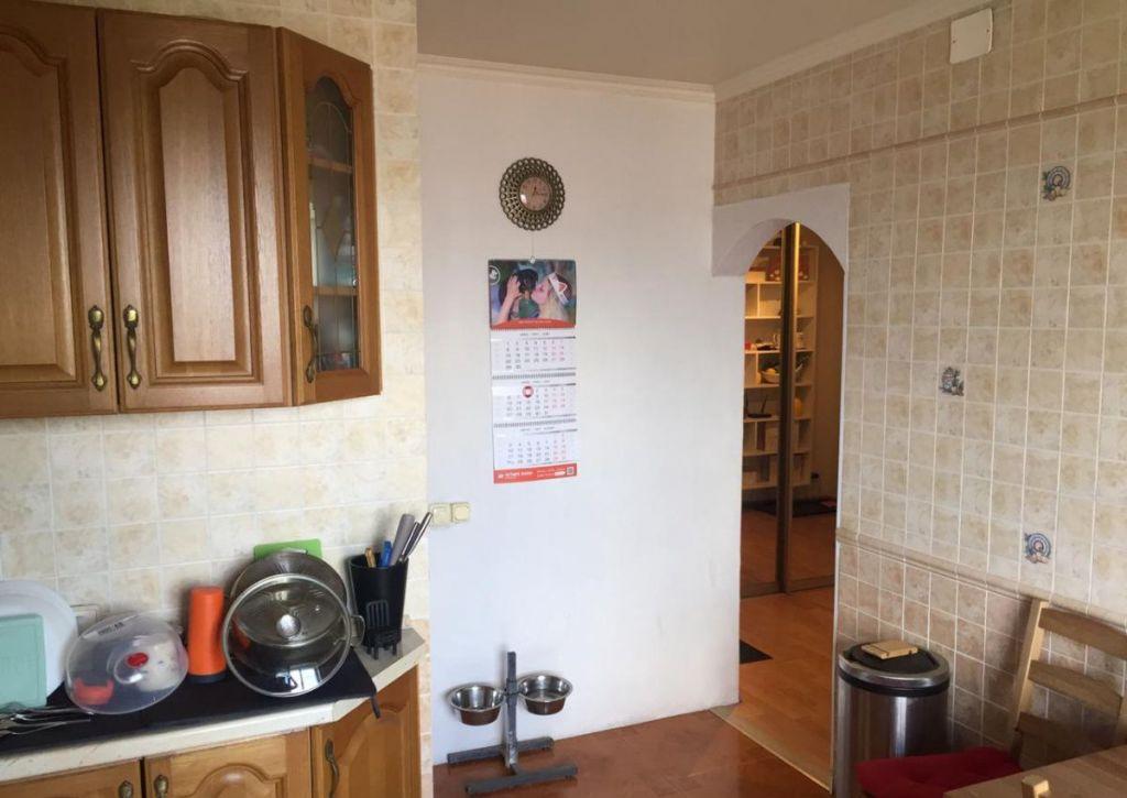 Продажа трёхкомнатной квартиры поселок Быково, Московская улица 2, цена 4900000 рублей, 2020 год объявление №441070 на megabaz.ru