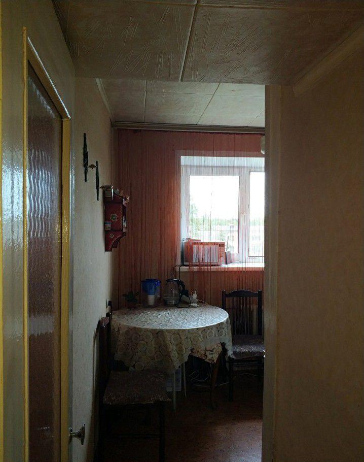 Продажа однокомнатной квартиры поселок Верея, Центральная улица 13, цена 1000000 рублей, 2021 год объявление №449584 на megabaz.ru