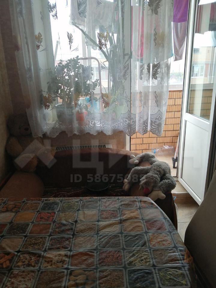 Продажа однокомнатной квартиры деревня Марусино, Заречная улица 31к5, цена 3800000 рублей, 2020 год объявление №505044 на megabaz.ru