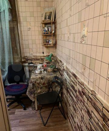 Аренда двухкомнатной квартиры поселок Глебовский, цена 22000 рублей, 2021 год объявление №1298864 на megabaz.ru