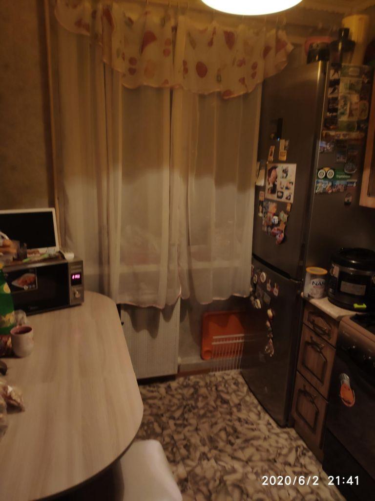Продажа трёхкомнатной квартиры Домодедово, Речная улица 5А, цена 4800000 рублей, 2020 год объявление №442807 на megabaz.ru