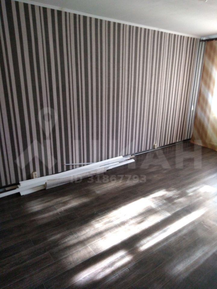 Продажа однокомнатной квартиры поселок Лунёво, Гаражная улица 6, цена 2500000 рублей, 2021 год объявление №441443 на megabaz.ru
