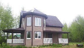 Продажа дома деревня Семенково, цена 1850000 рублей, 2020 год объявление №444196 на megabaz.ru