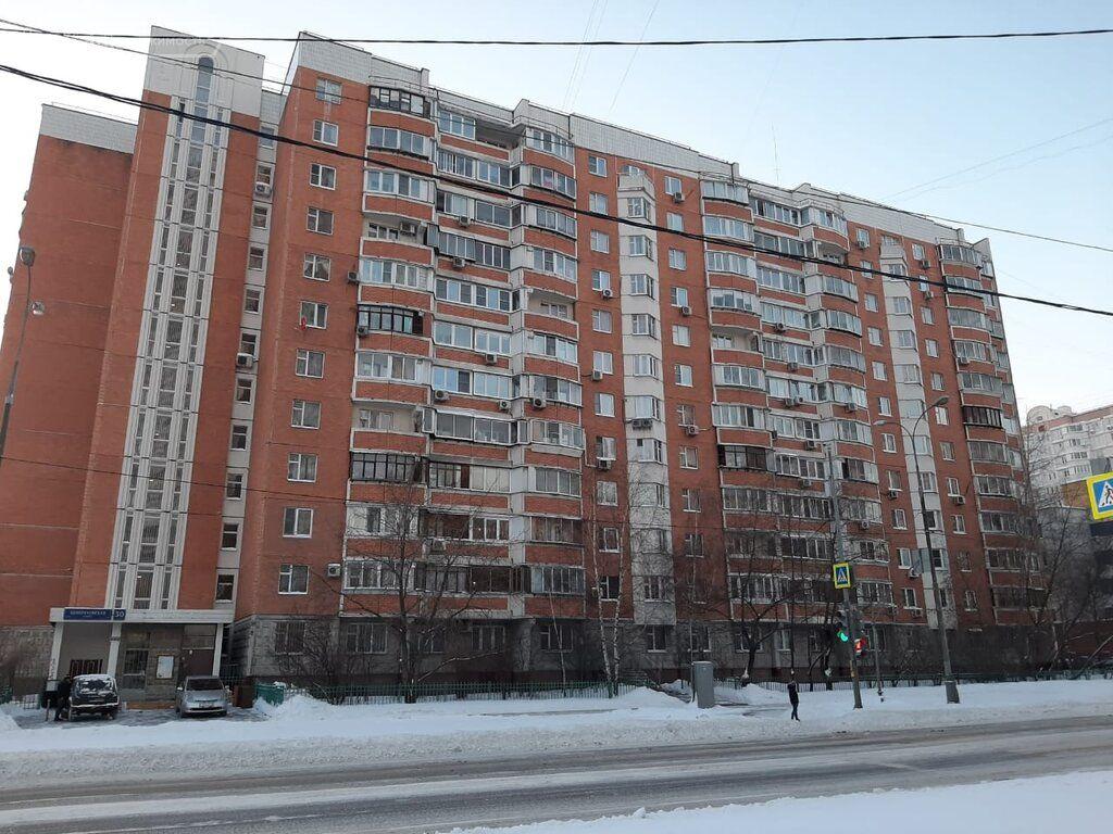 Продажа двухкомнатной квартиры Москва, метро Братиславская, Белореченская улица 30, цена 11000000 рублей, 2021 год объявление №568592 на megabaz.ru