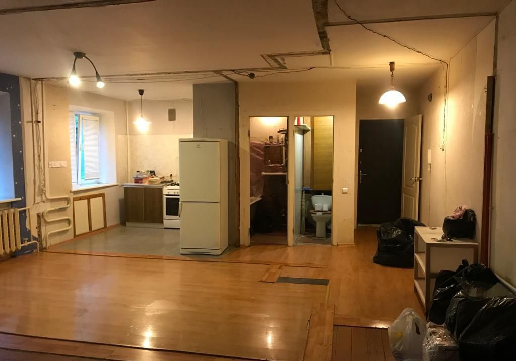Продажа трёхкомнатной квартиры Истра, Юбилейная улица 7, цена 4190000 рублей, 2020 год объявление №443019 на megabaz.ru