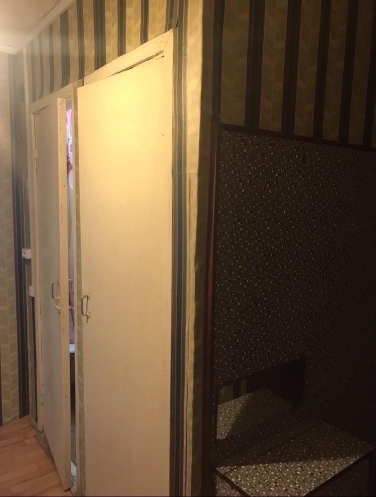 Аренда однокомнатной квартиры Клин, 2-я Овражная улица 7, цена 14500 рублей, 2020 год объявление №1121619 на megabaz.ru