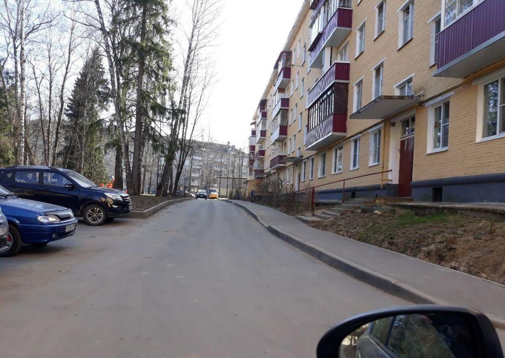 Продажа однокомнатной квартиры рабочий посёлок Селятино, Клубная улица 27, цена 2700000 рублей, 2021 год объявление №442155 на megabaz.ru