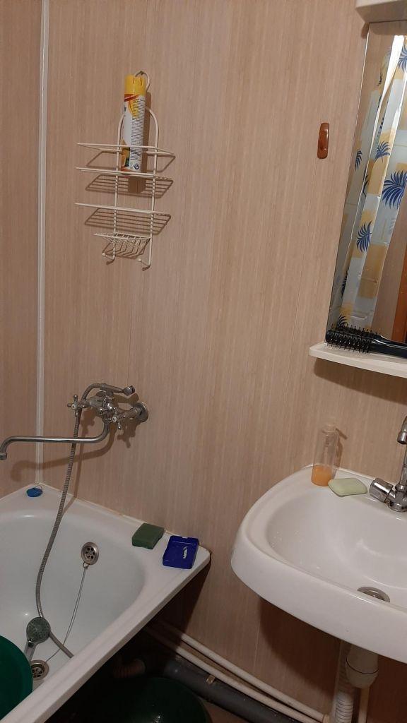 Аренда однокомнатной квартиры деревня Марусино, Заречная улица 18, цена 18000 рублей, 2020 год объявление №1125246 на megabaz.ru