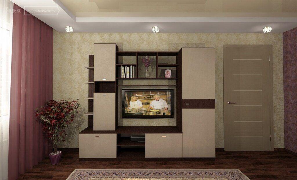 Продажа однокомнатной квартиры поселок ВНИИССОК, Бородинская улица 3, цена 7150000 рублей, 2020 год объявление №442081 на megabaz.ru