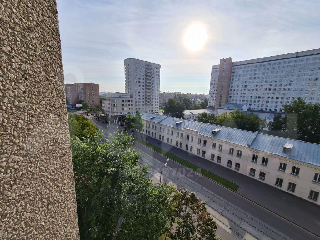 Продажа двухкомнатной квартиры Москва, метро Бауманская, Волочаевская улица 8, цена 14500000 рублей, 2021 год объявление №468101 на megabaz.ru