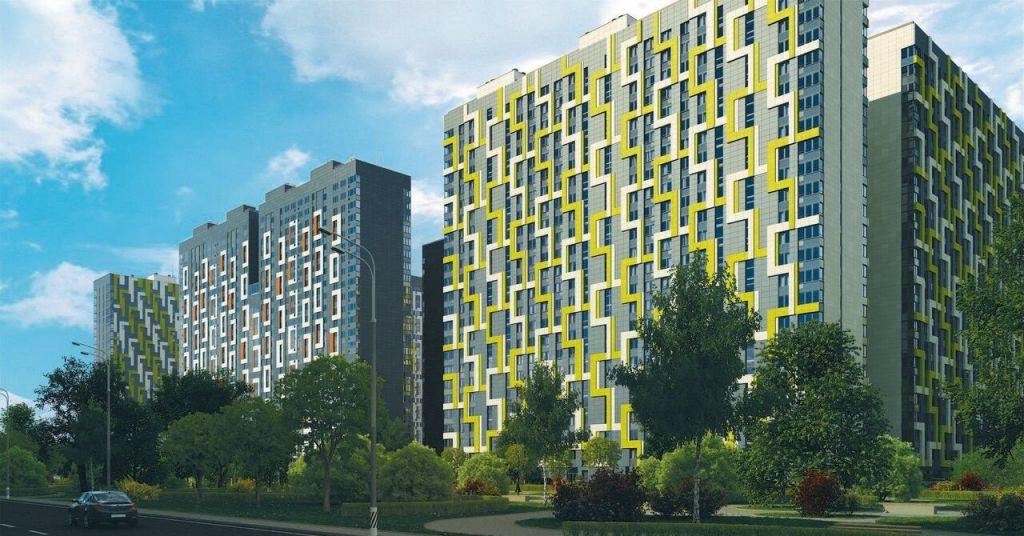 Продажа трёхкомнатной квартиры Москва, Дмитровское шоссе 107к2, цена 14700000 рублей, 2020 год объявление №446652 на megabaz.ru