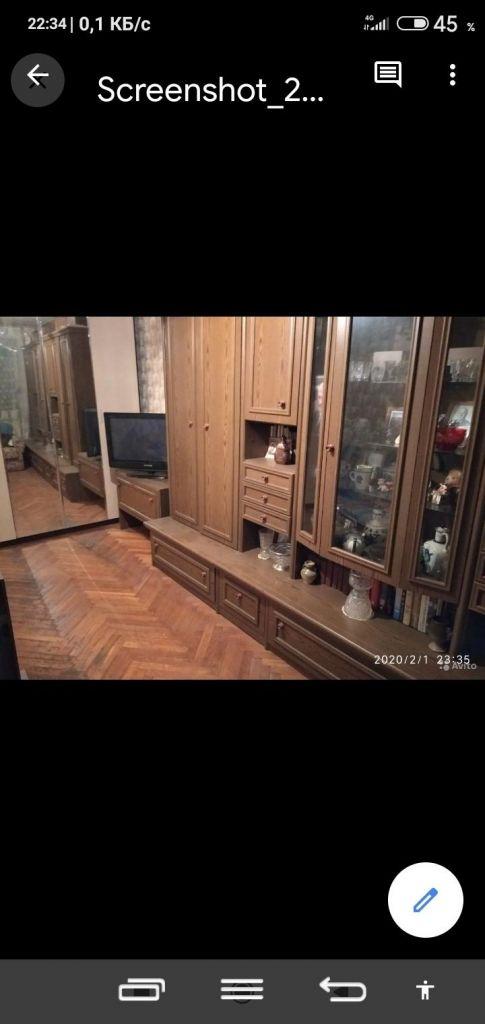 Аренда двухкомнатной квартиры Голицыно, Советская улица 58, цена 25000 рублей, 2021 год объявление №1164125 на megabaz.ru