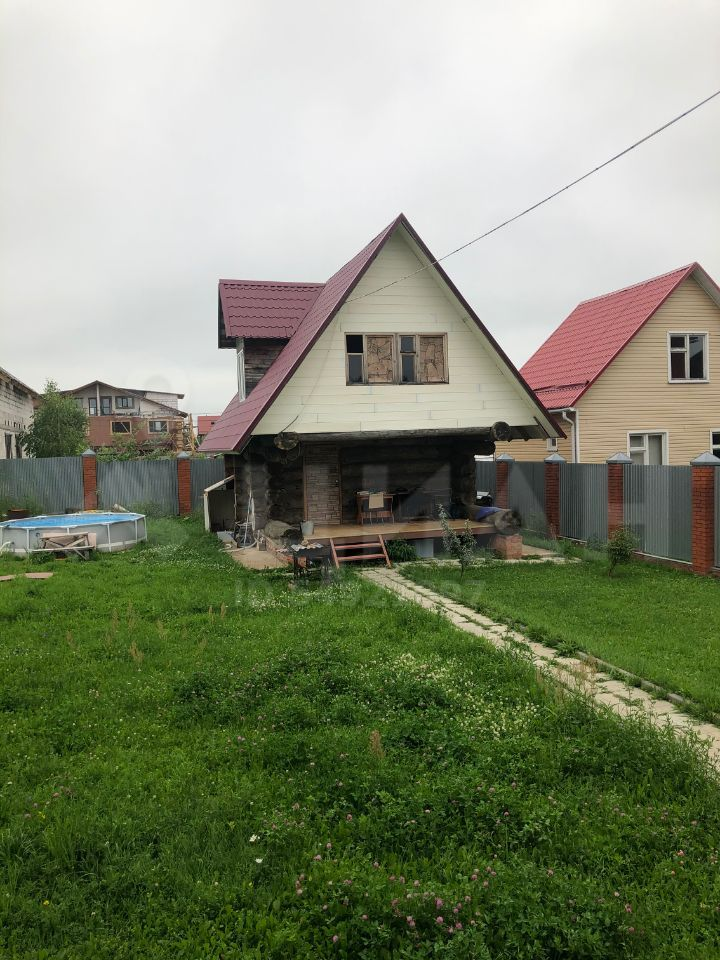 Аренда дома деревня Брёхово, метро Пятницкое шоссе, цена 100000 рублей, 2021 год объявление №1138557 на megabaz.ru