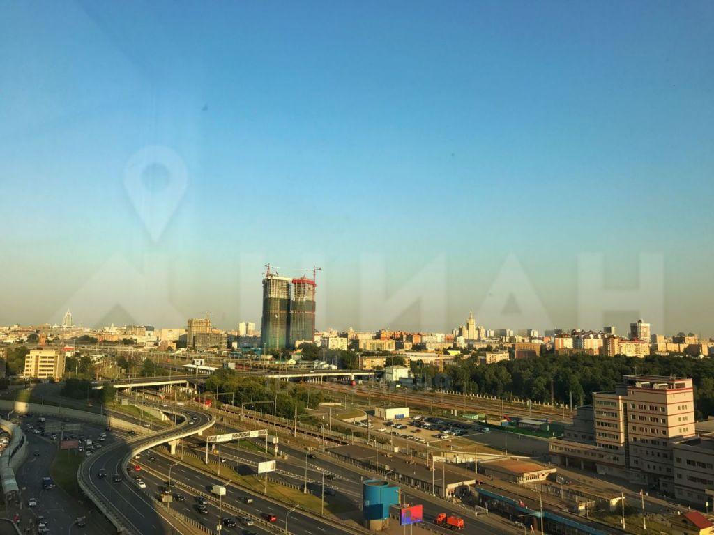 Продажа двухкомнатной квартиры Москва, метро Беговая, Хорошёвское шоссе 16к2, цена 19200000 рублей, 2020 год объявление №445875 на megabaz.ru