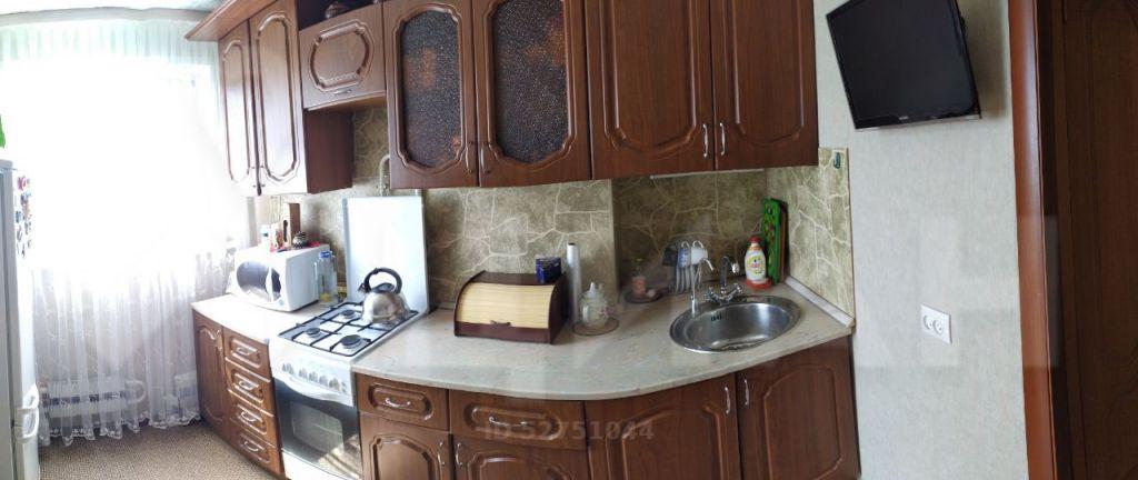 Продажа двухкомнатной квартиры Орехово-Зуево, Парковская улица 30, цена 2600000 рублей, 2020 год объявление №446213 на megabaz.ru