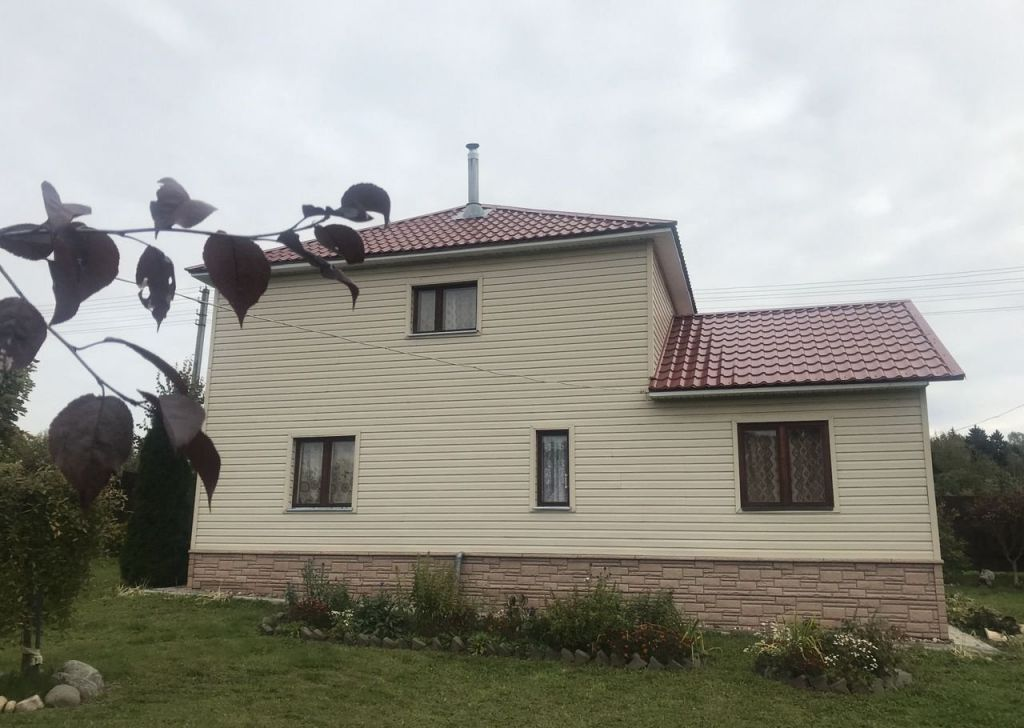Продажа дома село Теряево, Теряевская улица, цена 2300000 рублей, 2021 год объявление №444093 на megabaz.ru