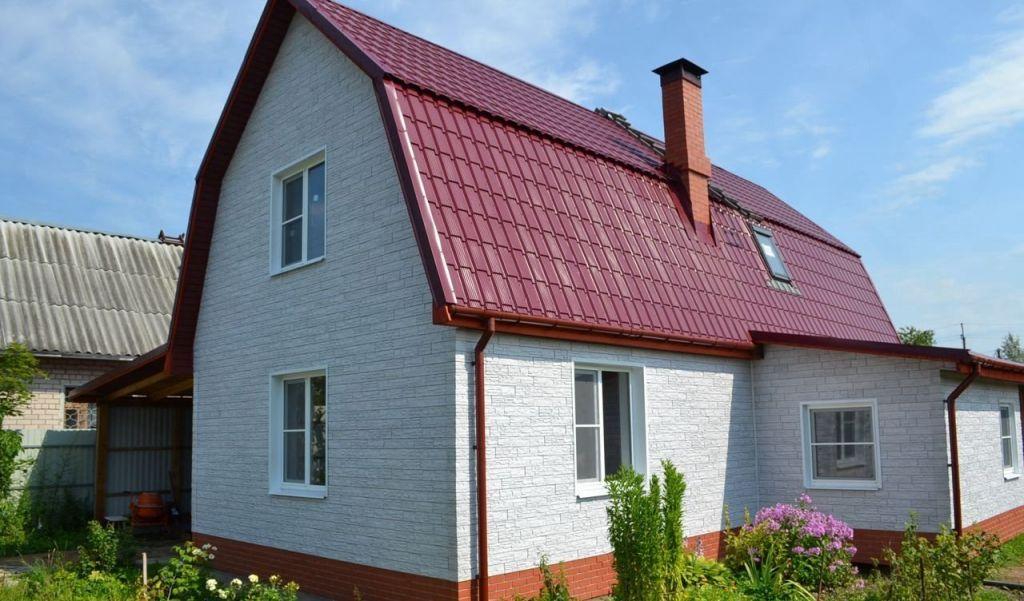 Продажа дома деревня Покровское, Покровский бульвар 376, цена 4250000 рублей, 2020 год объявление №442913 на megabaz.ru