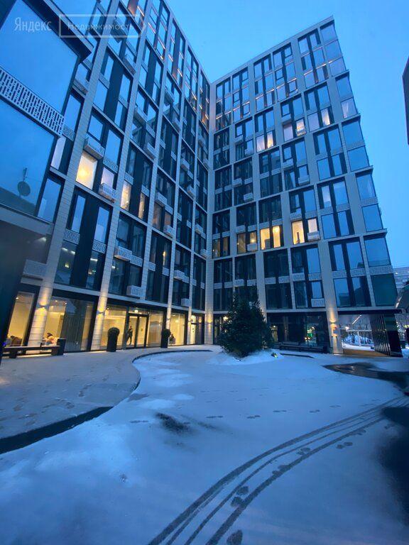 Продажа однокомнатной квартиры Москва, метро Тульская, Холодильный переулок 4, цена 14650000 рублей, 2021 год объявление №582273 на megabaz.ru